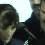 Astronauta desmaia em conferência de imprensa