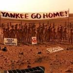 Obama e os marcianos (notícia/humor)