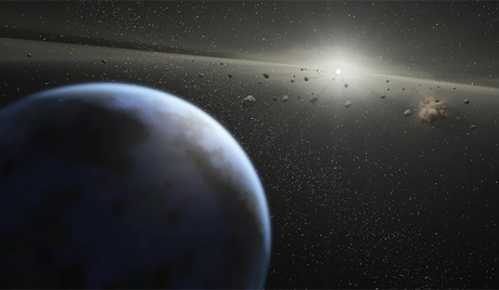 Russia pretende defender a Terra dos mortais asteróides com seus mísseis