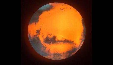 Estaria Marte em perigo