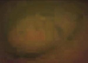 Imagem ampliada do curioso objeto.