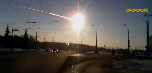 meteoro Rússia