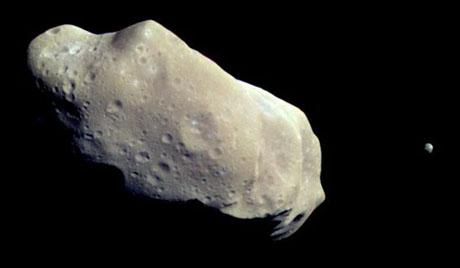 Mais um asteróide