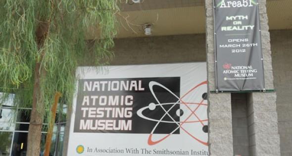 national atomic testing museum