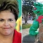 Dilma e o ET de Varginha