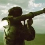 Rebeldes atacam o que seria um OVNI com foguete (HUMOR)