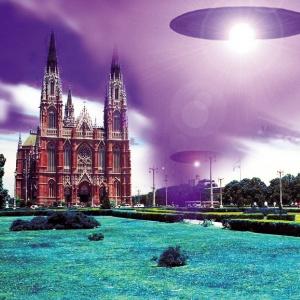 Fenômeno OVNI na Argentina