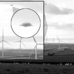 OVNI / UFO é avistado em Devon, Reino Unido. Observador alega que o objeto monitorava bases aéreas