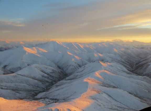 OVNIs no Alaska