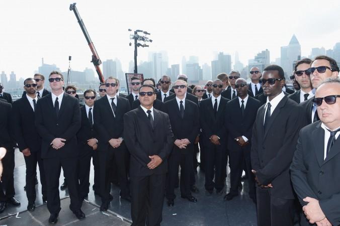 """Você acredita em 'Homens de Preto""""? Men-in-black"""