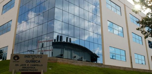 Instituto de Química da Unicamp abrigaria o Pavilhão 18, 'casa' do ET de Varginha e de vááárias