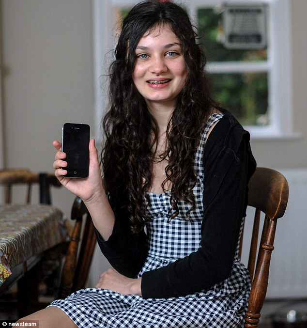 Georgina Heap.