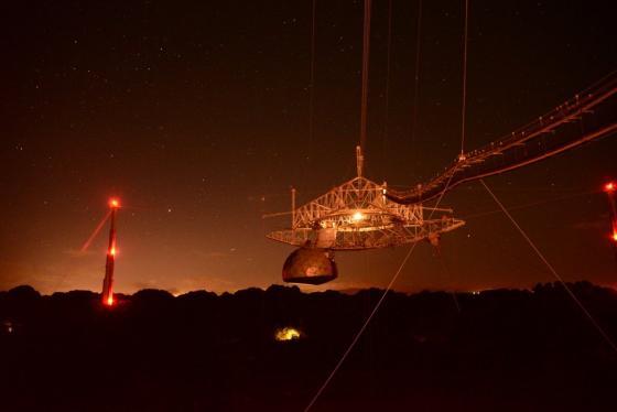 Radio-telescópio-de-Arecibo