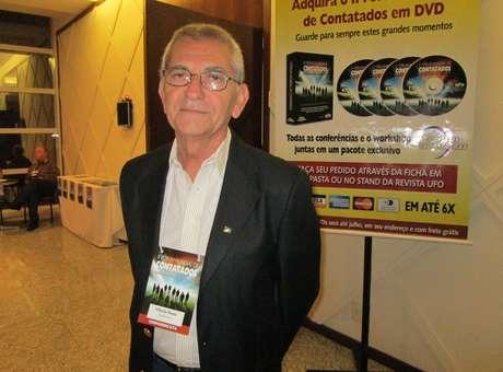 O pesquisador Vitorio Peret esteve envolvido na Operação Prato, quando o Exército brasileiro apurou fatos relacionados com extraterrestres na década de 70