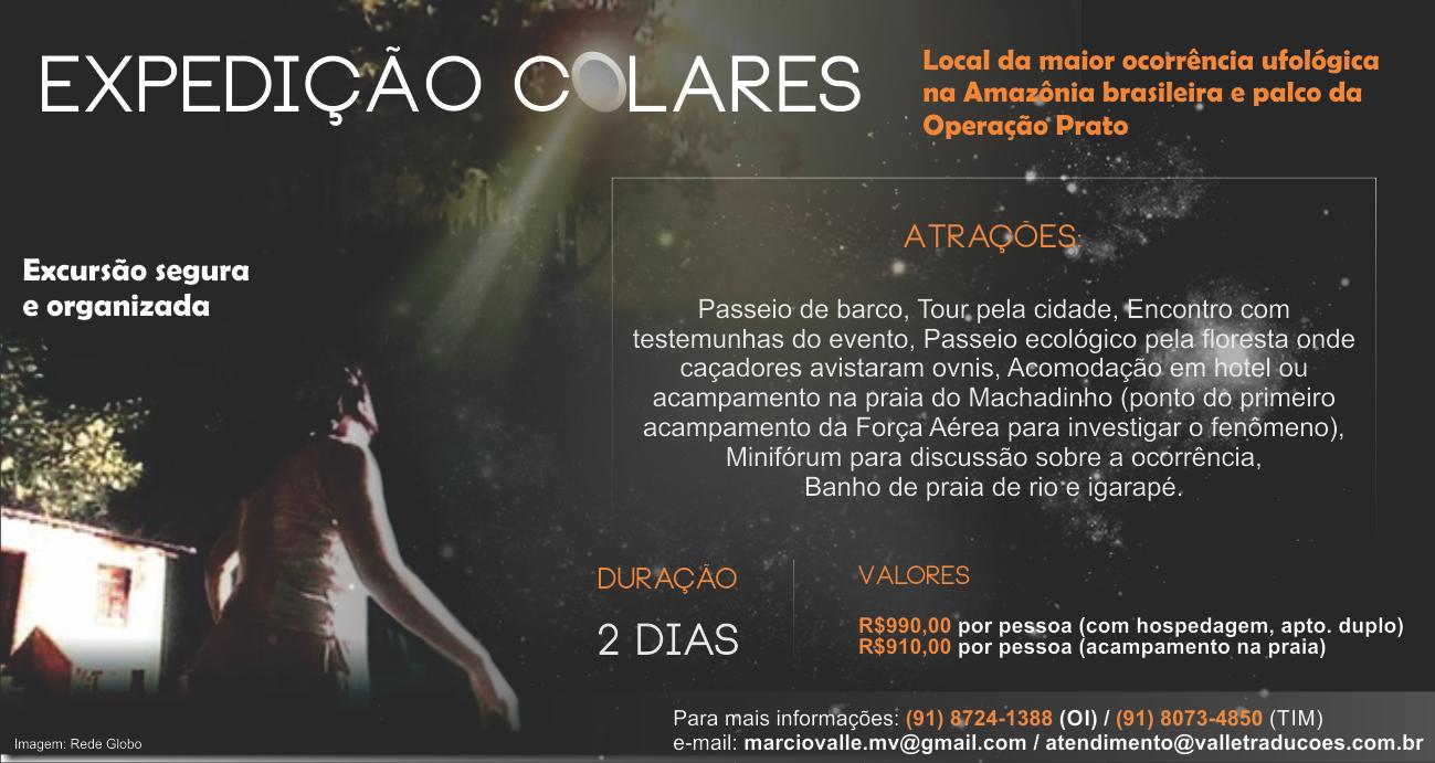 Expedição Colares_Divulgação