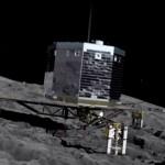 Após sete meses de hibernação, a sonda Philae desperta sobre cometa