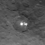 As misteriosas luzes de Ceres parecem estar se multiplicando