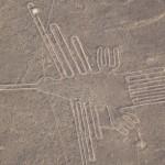 As Linhas de Nazca podem ter sido desenhadas por duas civilizações diferentes