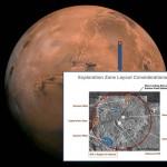 NASA quer saber onde em Marte ocorrerá o próximo passo gigante