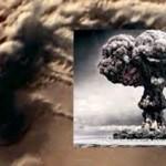 Explosão nuclear na superfície de Marte?