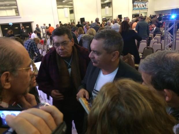 Major da PM do Ceará conta que é abduzido uma vez por semana (Foto: Maria Polo/G1)
