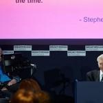 Stephen Hawking e o bilionário Yuri Milner anunciam iniciativa para procurar por ETs