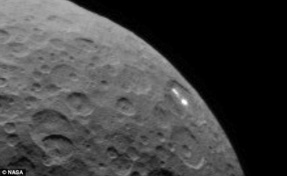 descoberta empolgante no planeta Ceres