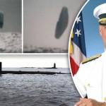 Poderiam fotos tiradas de um submarino em 1971 estarem provando a existência de visitação extraterrestre?
