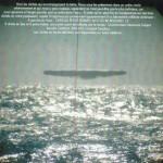 Teria sido resolvido o mistério das fotos de OVNIs tiradas por um submarino estadunidense?