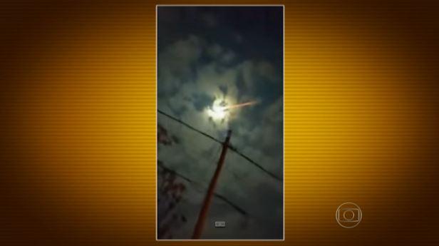 Objeto misterioso no céu do Rio Grande do Sul