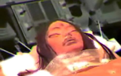 Mona Lisa, a garota alienígena que a Apolo 20 teria encontrado na Lua