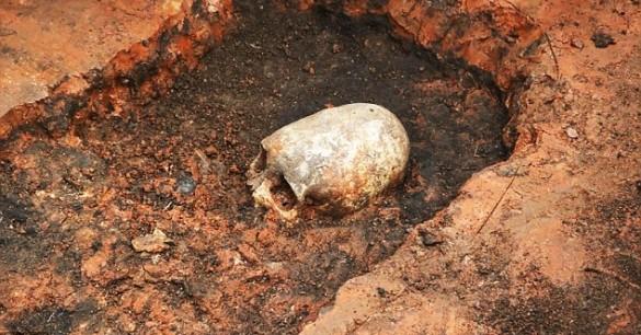 crânio alongado na Rússia