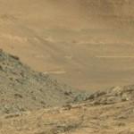 Foto de Marte, enviada pelo jipe-sonda Curiosity, levanta suspeitas de civilização extinta no Planeta Vermelho
