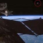 Novo OVNI teria sido filmado por câmera da Estação Espacial Internacional
