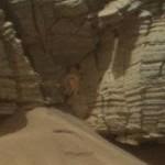 Estranha formação em Marte levanta debate entre internautas