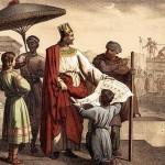 A magnífica nave voadora do Rei Salomão
