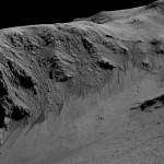 NASA confirma a existência de água líquida na superfície de Marte.  Possibilidade da existência de vida aumenta