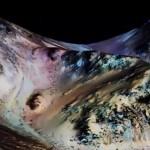 NASA anuncia que água na superfície de Marte é mantida no estado líquido pela presença de perclorato – Vida pode existir