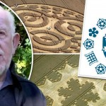 Engenheiro da RAF diz que a MI5 está por detrás dos agroglifos falsos