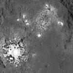 Ovniólogos sugerem que as fotos de Ceres estejam mostrando cidades alienígenas