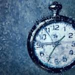 Cientistas predizem que o tempo vai parar