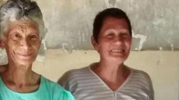 Ada e Ana Azategui desapareceram na terça-feria, 13 de outubro passado