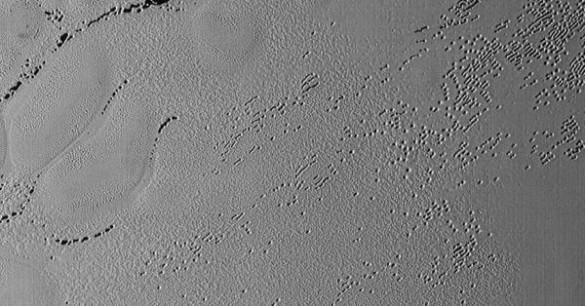 Buracos em Plutão