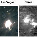 Anomalias em Ceres podem significar atividade alienígena, ou não