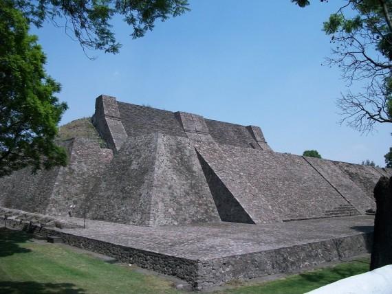 Pirâmide de Tenayuca
