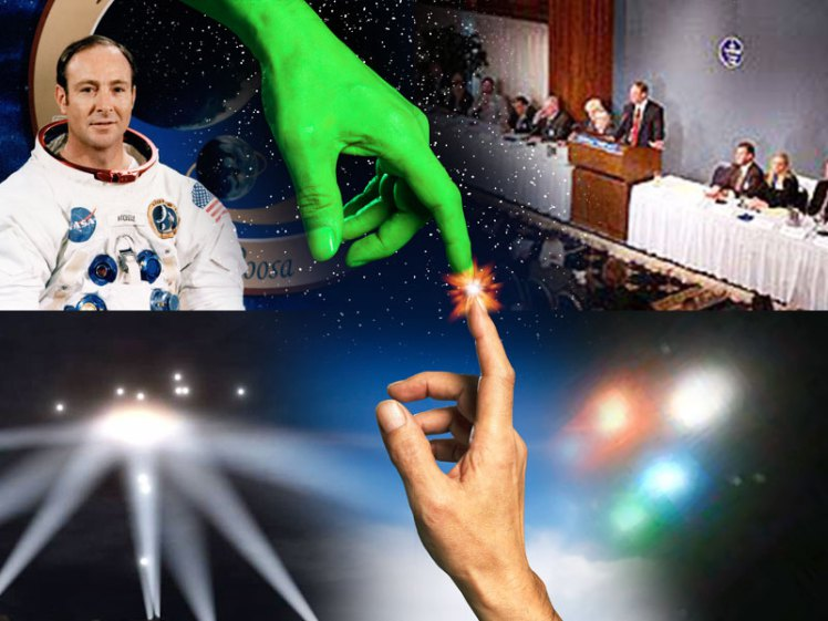 Visitas extraterrestres