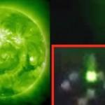 O número de OVNIs / UFOs ao redor do Sol está aumentando
