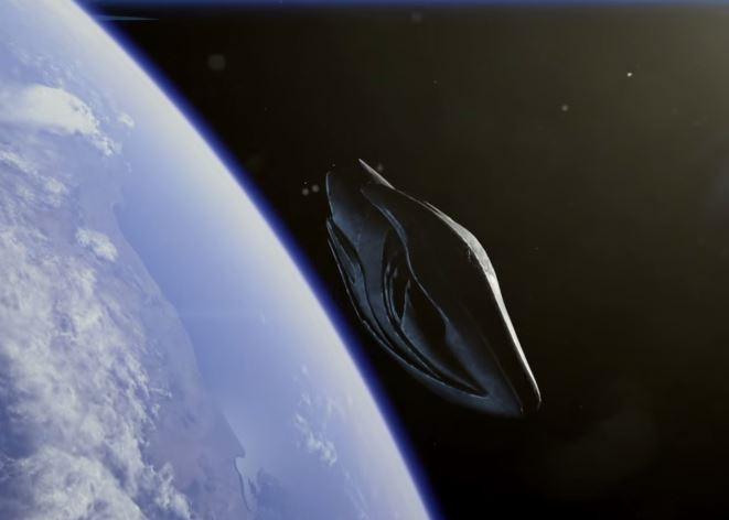 Resultado de imagem para satélite cavaleiro negro