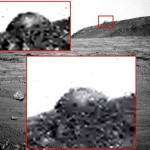 Estrutura descoberta em foto de Marte intriga ovniólogos