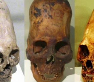 Testes em crânios alongados de 2000 anos podem mudar nossa história